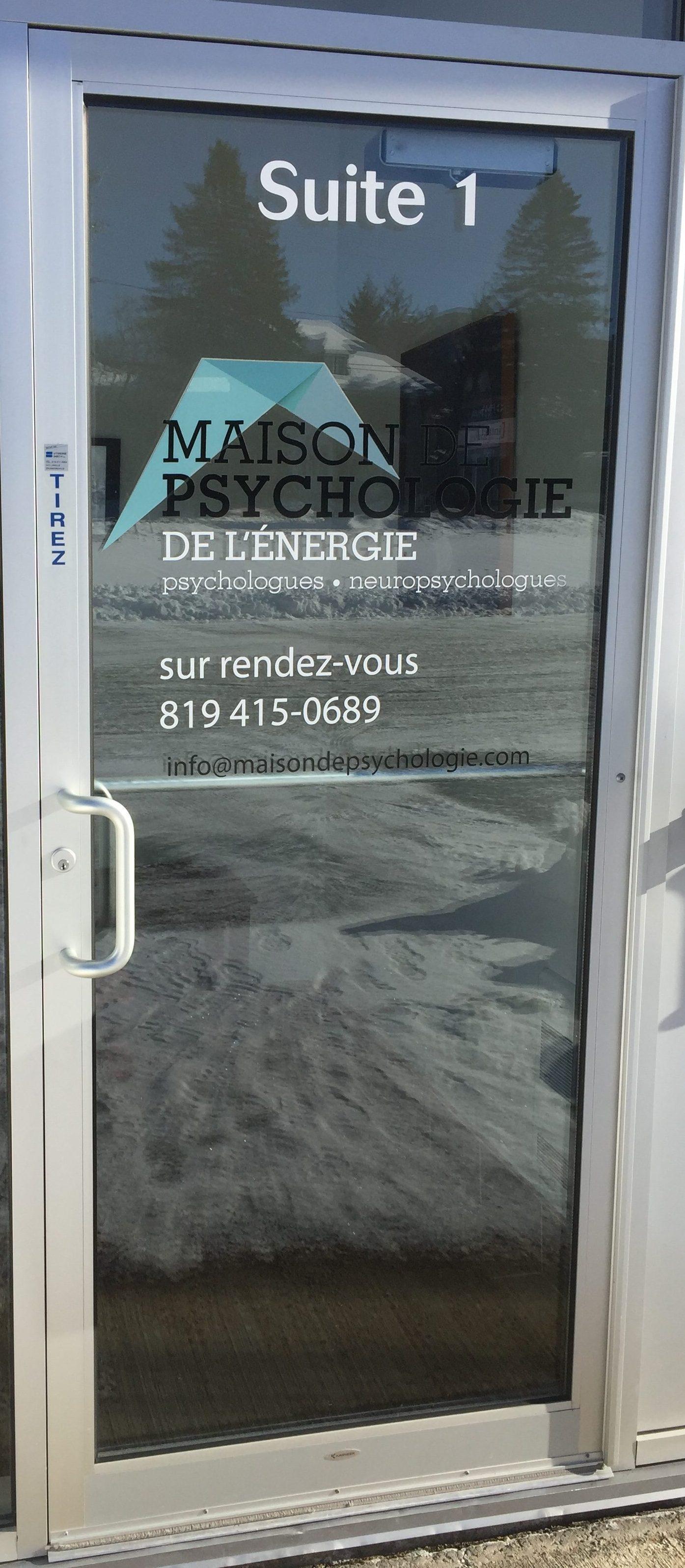 Maison de Psychologie