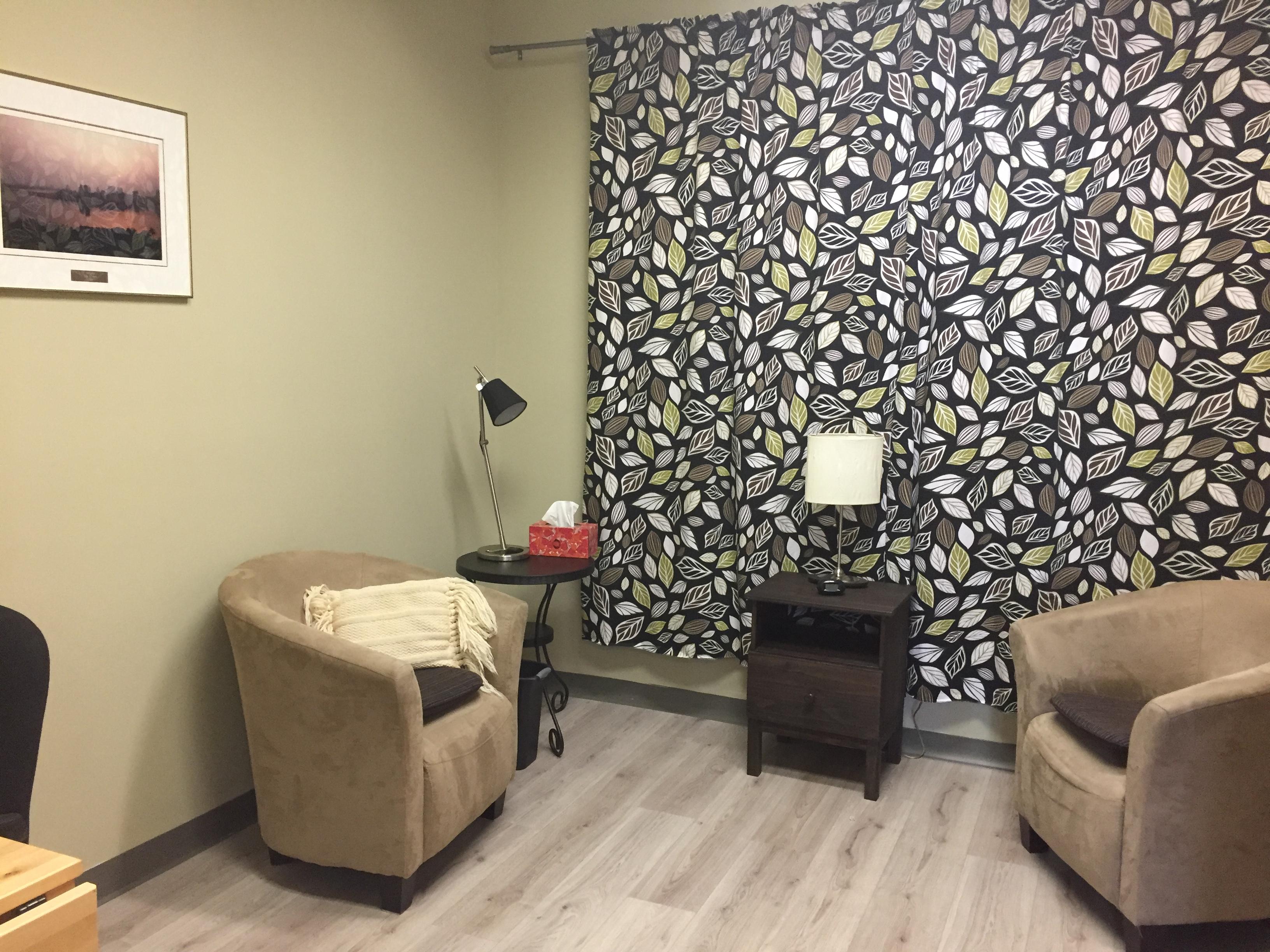 Salle thérapie